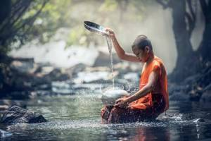 buddhist-water
